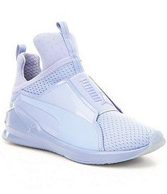 Puma Fierce Bright Mesh Sneakers | These are so weird, I like them.