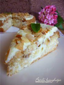 Barbi konyhája: Banántorta - Blogkóstoló 9. - fehér liszt és cukormentes Diet Cake, Hungarian Recipes, Hungarian Food, Cooking Recipes, Healthy Recipes, Healthy Food, Creative Cakes, Cake Cookies, Cake Recipes
