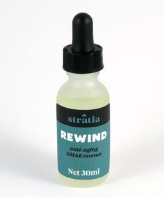 Stratia Rewind - an anti-aging DMAE essence
