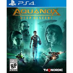 Just added to PlayStation 4 on Best Buy : Aquanox Deep Descent - PlayStation 4