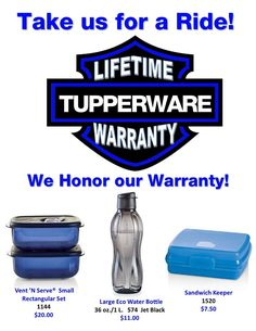 It's NOT your Mama's Tupperware! Visit me at HDempster.my.tupperware.com