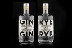 The Dieline Awards 2015: 2nd Place Spirits- Kyrö Distillery Company — The Dieline - Package Design Resource