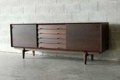 Skovby Oak Sideboard - The Vintage Shop Oak Sideboard, Credenza, Vintage Shops, Interiors, Deep, Cabinet, The Originals, Storage, Furniture