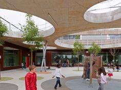 Galería de Escuela Lucie Aubrac / Laurens&Loustau Architectes - 9