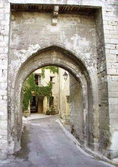 Forcalquier ~ The medieval Port de Cordeliers