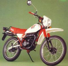 Yamaha DT50 MX by Håkan Persson