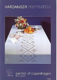 Hardanger Inspiration - (15106) - I found this while browsing JuliesXstitch.com