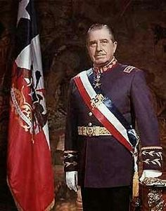 General Augusto Pinochet from Chile | Evil Icons ...