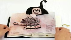 Bodoni Bedlam - a pop-up book by Victoria Macey