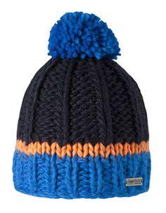 Blue darkblue Olly beanie - Barts