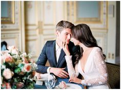 Wedding for Two at the ShangriLa in Paris | Audrey