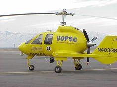 Air Hawk 4 Gyroplane