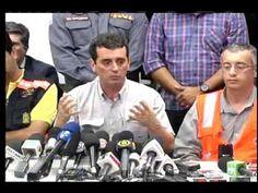 Samarco se pronuncia sobre tragédia em entrevista coletiva