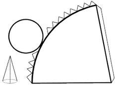 Resultado de imagen para patrones para hacer un cono Education, Mirror, Decimal, Montessori, Google, Hermes, Home Decor, Ideas, Geometric Fashion