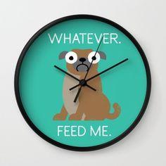 This clock that understands your needs.