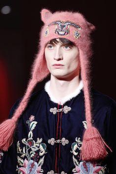 Gucci Fall 2016 Menswear Accessories Photos - Vogue