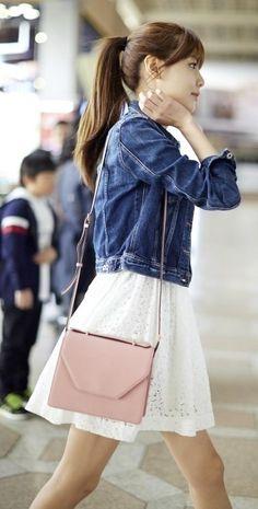 소녀시대 수영 공항패션 - 봄가을/여름/겨울로 나눠본 수영 사복패션 : 네이버 블로그