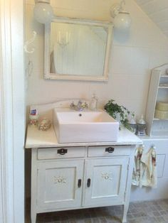 30 Adorable Shabby Chic Bathroom Ideas ModerneSalle De BainMeubles