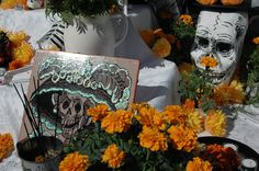 A Brief History Of Mexico's Day Of The Dead