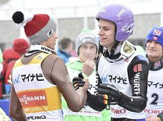 Andreas Wellinger, Ski Jumping, Beautiful Boys, Jumpers, Dream Big, World Cup, Skiing, Sporty, Sky