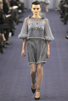 Неделя высокой моды в Париже: Chanel