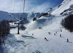Un'altra foto di questa bellissima giornata trascorsa sulle piste!  Ecco le Polle!  #sestola #appennino #fanano #appenninotoscoemiliano #igersmodena #viaemilia #inverno #modena #emilia #sci #ski #montagna #mountain #mountains #nature #photography #appennino #landscape #snow #ski #skiing #turismoer #igersbologna #cimone #montecimone #sciare #pasqua #passo by hoteltirolo