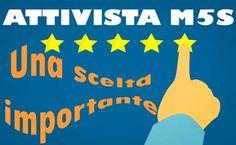 Una scelta importante - Blog Personale di attivistam5s - Marco Ferrara Ferrari, Country, Blog, Rural Area, Blogging, Country Music