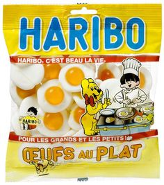 Zwemmen in een bad vol HARIBO