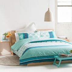 Canningvale Maya Quilt Cover Set King | Spotlight Australia