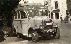 Old Car in Rhodes Island