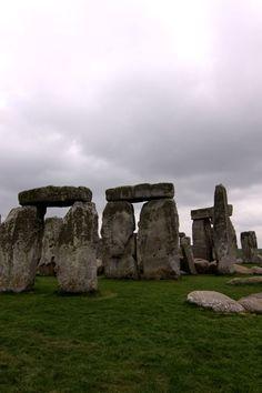 Stonehenge  [England]