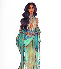 """""""The gods had given Arianne the beauty she had prayed for"""" Princess Arianne Martell Fantasy Character Design, Character Design Inspiration, Character Concept, Character Art, Concept Art, Black Girl Art, Black Girl Magic, Art Girl, Dnd Characters"""