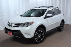 Capable and efficient 2015 Toyota Limited SUV for sale at Red Noland PreOwned Center in Colorado Springs at Motor City. Toyota Rav4 Suv, Rav4 For Sale, Hawaiian Crafts, Playing Guitar, Luau, Corporate Events, How To Memorize Things, Colorado Springs, Red