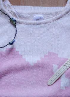 Kup mój przedmiot na #vintedpl http://www.vinted.pl/damska-odziez/inne-ubrania/11486534-zestaw-sweterek-zegarek-opaska