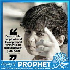 saying of prophet muhammad