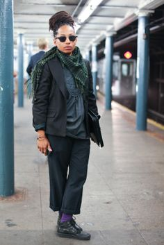 Subway Stalking! Did We Snap YOU? #refinery29