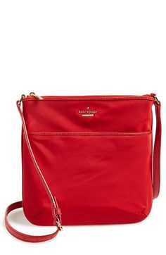 fe4369361 kate spade new york 'classic nylon - joni' crossbody bag available at  #Nordstrom