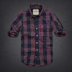 Shirt Logo Design, Shirt Designs, Stylish Mens Outfits, Cute Outfits, Aeropostale, Mens Designer Shirts, Hollister Mens, Flannel Outfits, Check Shirt