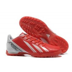 detailed look 823c3 8caac New Messi arrvial adidas Indoor TF Football Shoes in Red White Black For  Sale