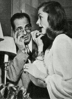 Bogart n Bacall