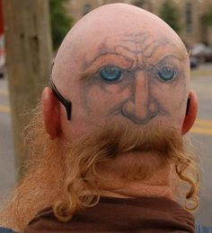Tattoos can be body art, but sometimes we wonder what the heck people were thinking. These twelve epic tattoo fails will convince you to think before you ink.