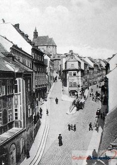 Bratislava, Historical Photos, Old Photos, Geo, Ulice, Street View, Travel, Times, Studio