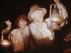 Mr. Loudy (John Ireland, r.) hat endlich den Eingang zur Kohlenmine entdeckt...