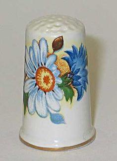 Porcelain thimbles