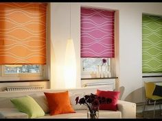 Blinds salon ideas to protect you from the sun - Decoration İdeas - gutpin Decor, Modern Living Room Lighting, Spacious Living Room, Home Curtains, Window Decor, Living Room Windows, Home Decor, Curtains, Blinds