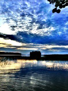 Viitasaari Suomi Finland lake Kolima