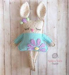 El Yapımı Amigurumi Tavşan