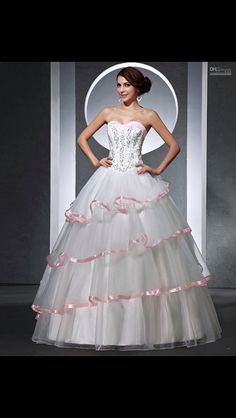 pretty wedding dresses - Google Search   Wedding dresses<3 ...
