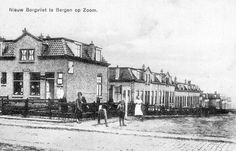Langeweg op Borgvliet