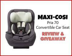 Maxi-Cosi Pria 70 Car Seat Review